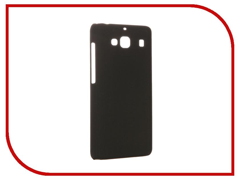 Аксессуар Чехол Xiaomi Redmi 2 Smarterra Hardback Black SHBCXRM2BK<br>