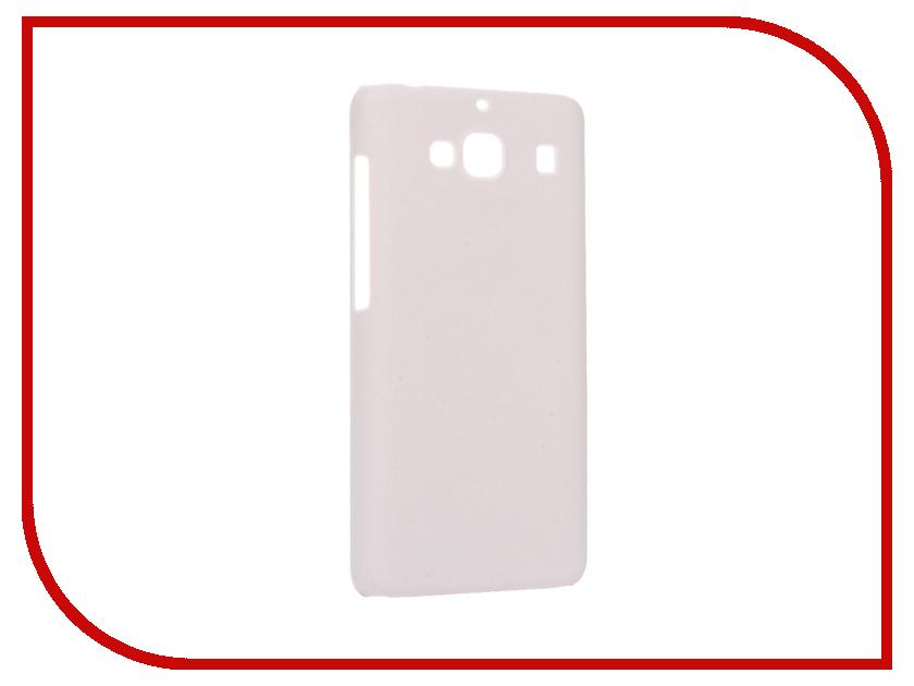 Аксессуар Чехол Xiaomi Redmi 2 Smarterra Hardback White SHBCXRM2WT<br>