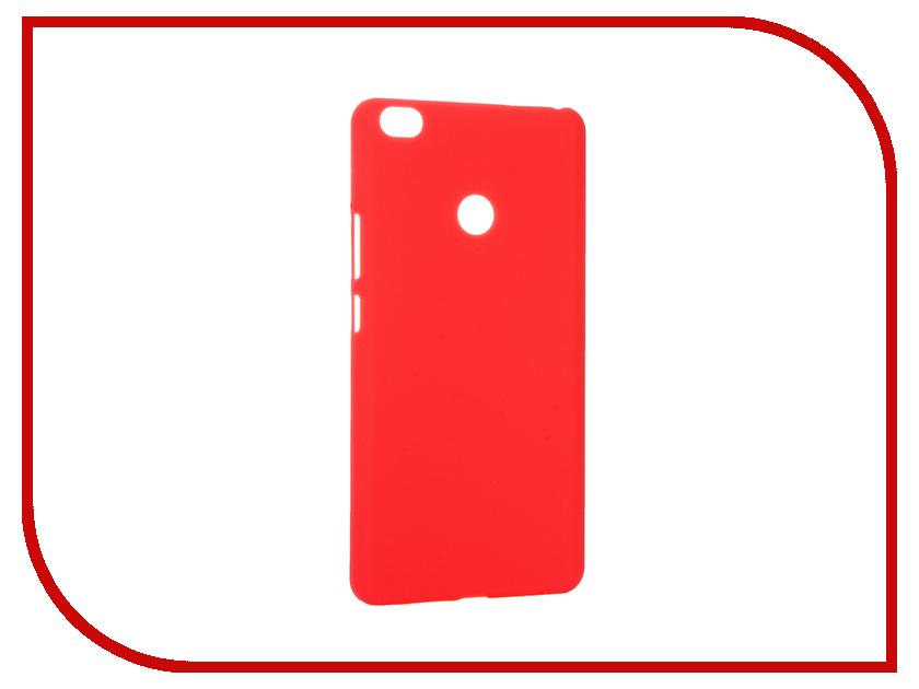 Аксессуар Чехол Xiaomi Mi Max Smarterra Hardback Red SHBCXMIMRD<br>