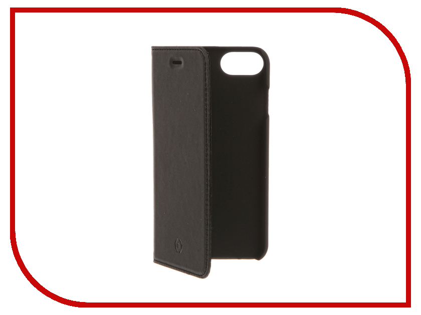 Аксессуар Чехол Celly Air Case для APPLE iPhone 7 Black AIR800BK