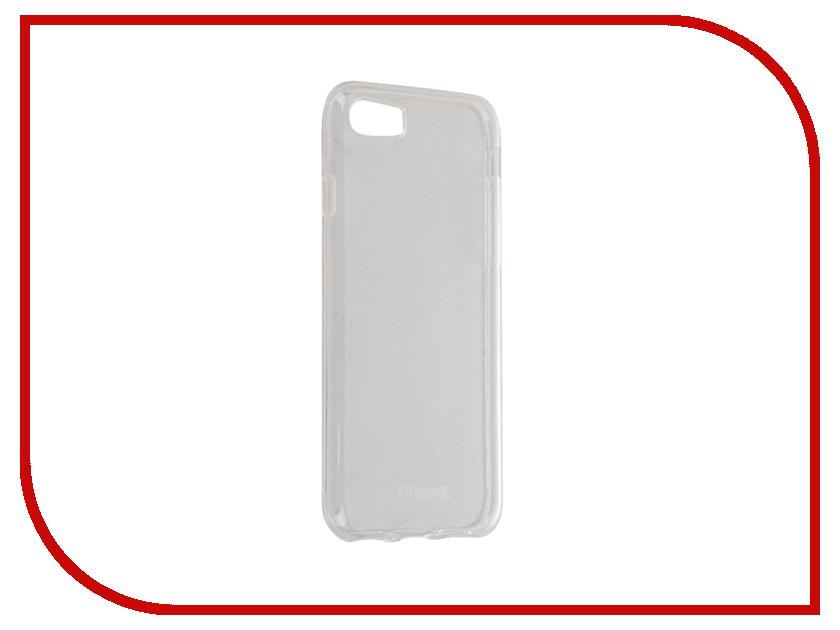 Аксессуар Чехол Muvit CrystalSoft Kalei Case для APPLE iPhone 7 Transparent MUCRS0022<br>