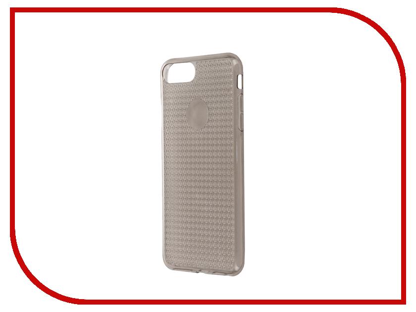 Аксессуар Чехол Muvit Life Kalei Case для APPLE iPhone 7 Plus Black MLBKC0106<br>