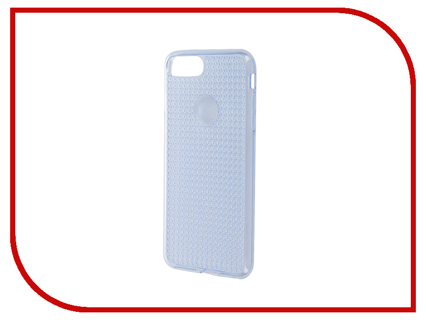 Аксессуар Чехол Muvit Life Kalei Case для APPLE iPhone 7 Plus Blue MLBKC0107<br>