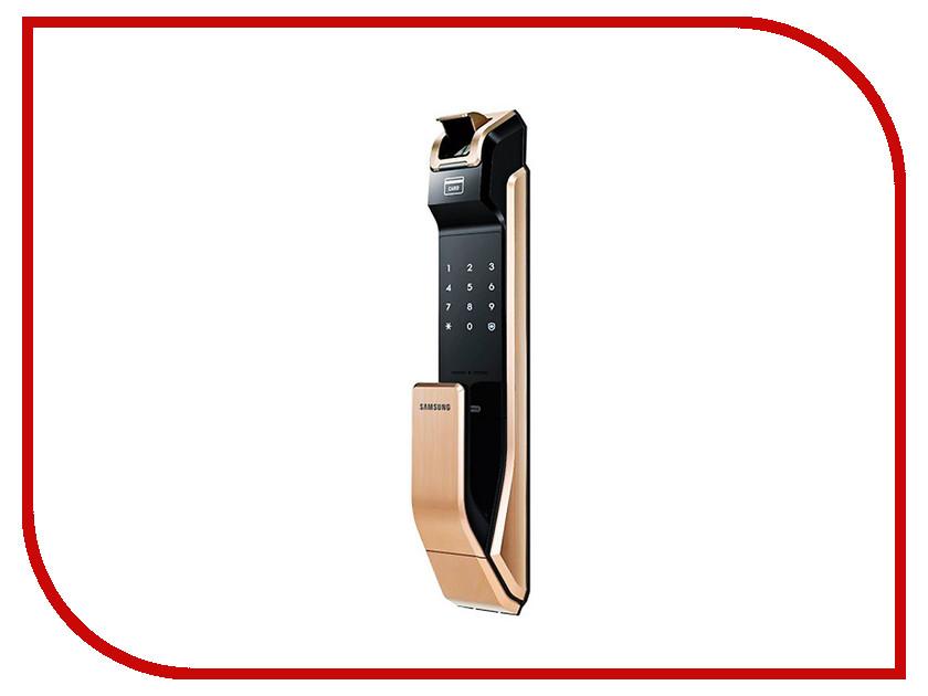 Биометрический замок Samsung SHS-P718 Gold