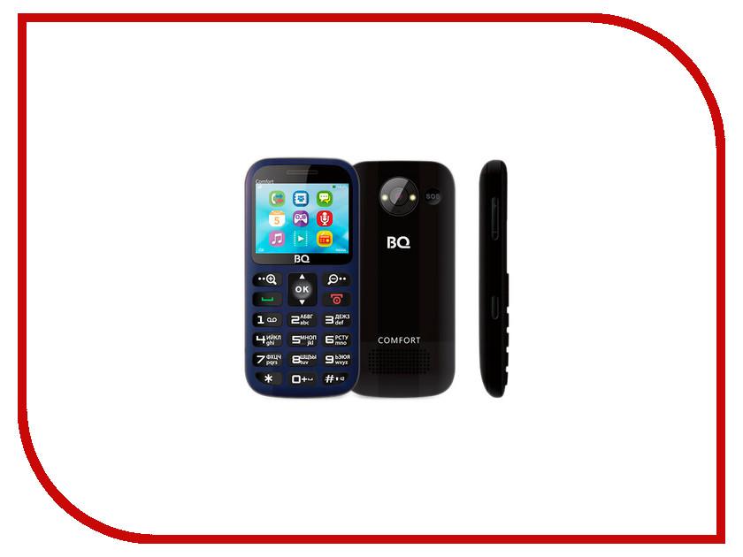 Сотовый телефон BQ BQM-2300 Comfort Blue