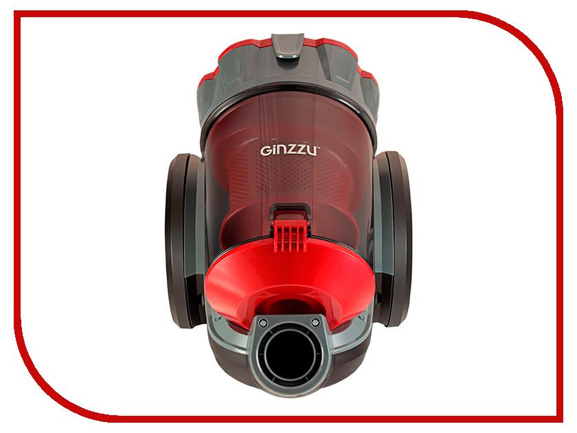 Пылесос Ginzzu VS433 ginzzu s4510 аккумулятор