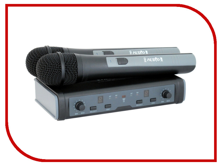 Радиомикрофон ProAudio DWS-807HT