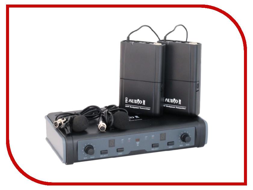 Радиомикрофон ProAudio DWS-807PT<br>