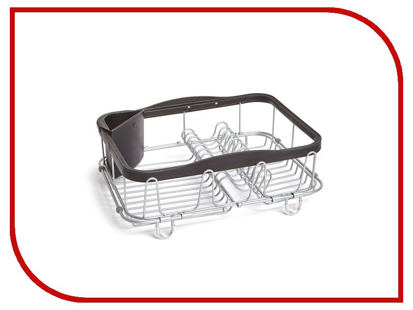 Сушилка для посуды Umbra Sinkin Black Nickel 1004292-047 сушилка для посуды umbra sinkin dish