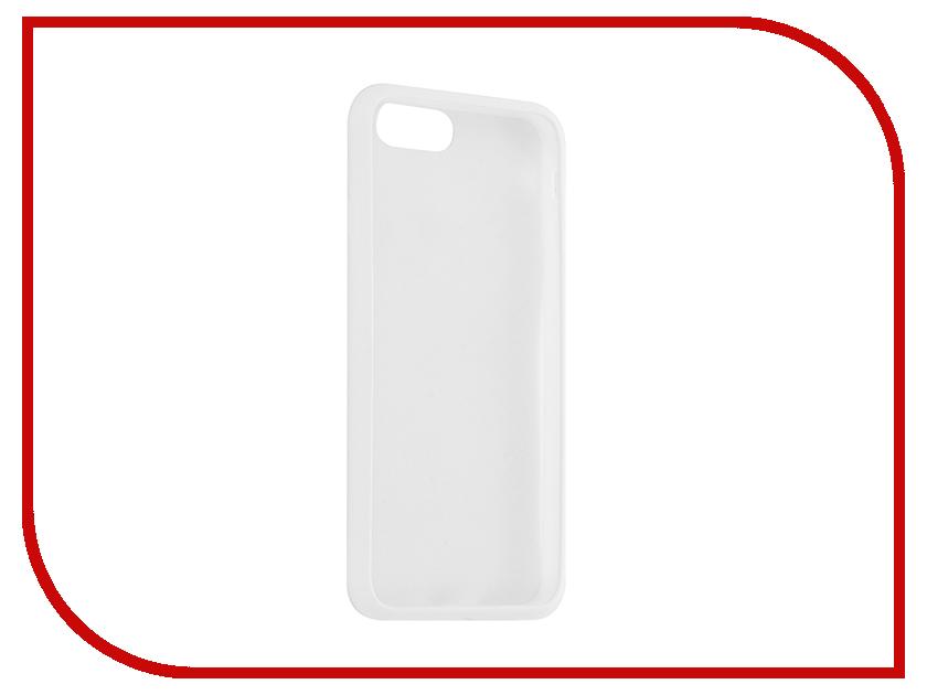 Аксессуар Чехол Ozaki O!Coat 0.3 + Bumper для APPLE iPhone 7 White OC738WH<br>