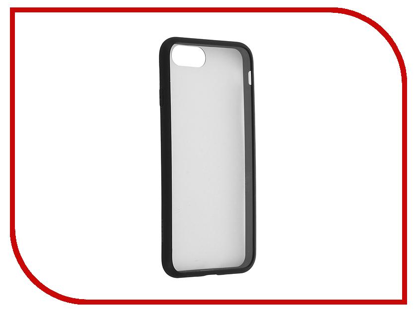 Аксессуар Чехол Ozaki O!Coat 0.3 + Bumper для APPLE iPhone 7 Black OC738BK<br>