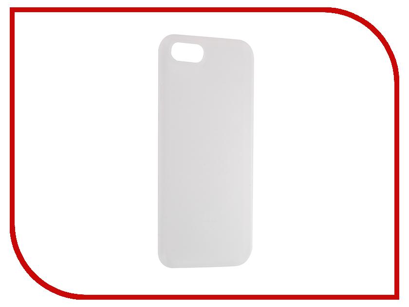 Аксессуар Чехол Ozaki O!Coat 0.3 Jelly для APPLE iPhone 7 Transparent OC735TR<br>