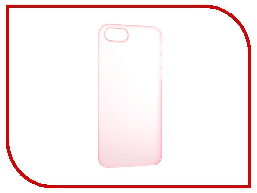 Аксессуар Чехол Ozaki O!Coat 0.3 Jelly для APPLE iPhone 7 Pink OC735PK<br>