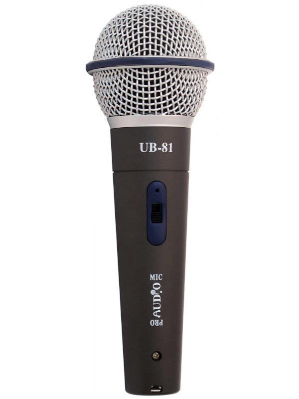 Фото - Микрофон ProAudio UB-81 панельный спикон proaudio e114