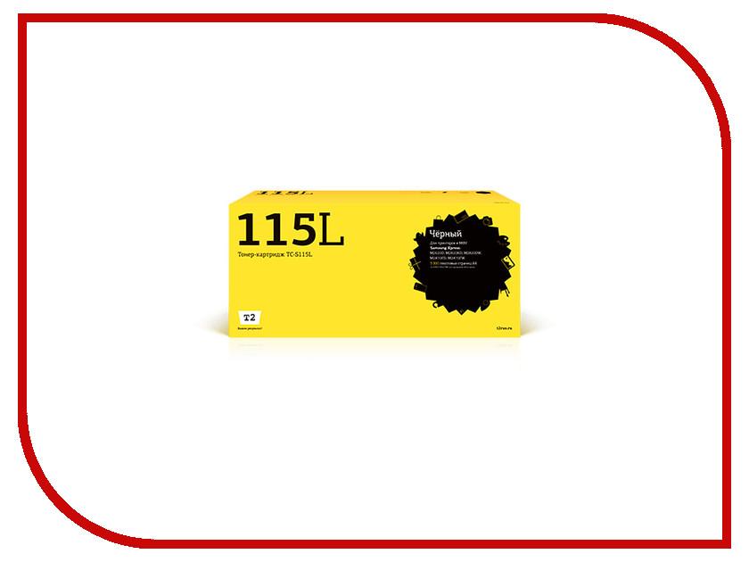 Картридж T2 TC-S115L для Samsung Xpress M2620D/M2820ND/M2820DW/M2870FD/M2870FW картридж для мфу t2 tc h78a black