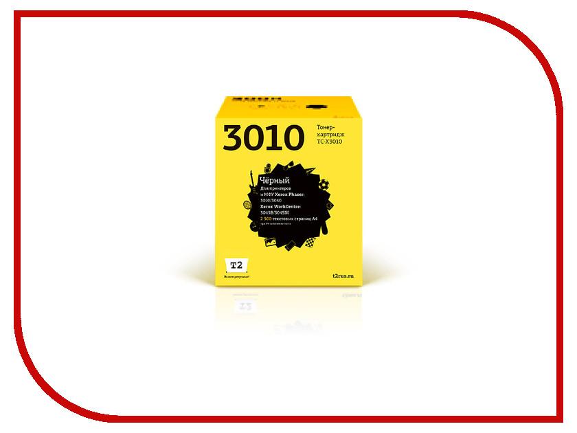 Картридж T2 TC-X3010 для Xerox Phaser 3010/3040/WorkCentre 3045B/3045NI