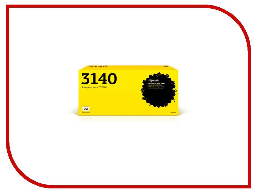 Картридж T2 TC-X3140 для Xerox Phaser 3140/3155/3160 картридж xerox 108r00909 для phaser 3140 2500стр