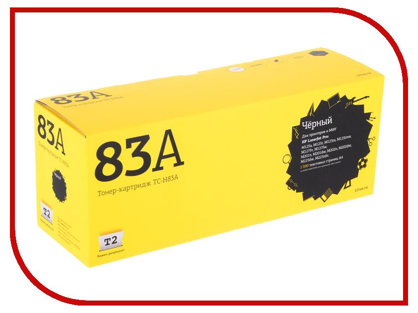 Картридж T2 TC-H83A для HP LaserJet Pro M125nw/M127fw/M201dw/M202dw/M225dw педаль tc helicon ditto mic looper