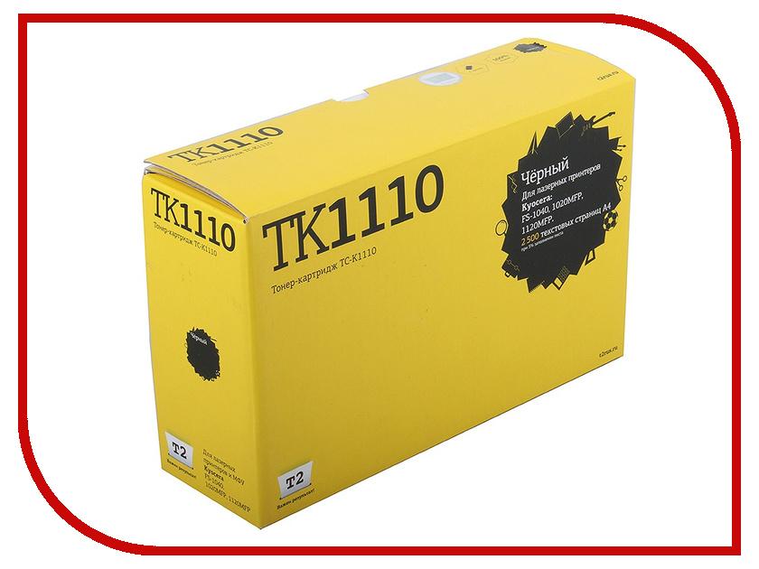 Тонер T2 TC-K1110 для Kyocera FS-1040/1020MFP/1120MFP<br>