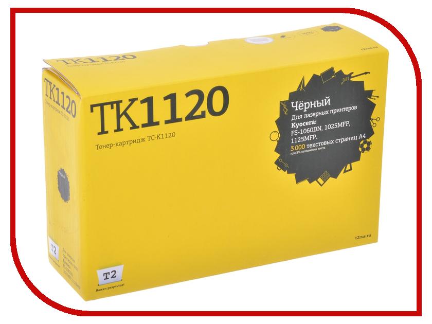 Картридж T2 TC-K1120 для Kyocera FS-1060DN/1025MFP/1125MFP алмазная пила кратон tc 10