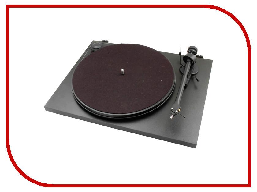 Проигрыватель виниловых дисков Pro-Ject Essential II Matt Black<br>