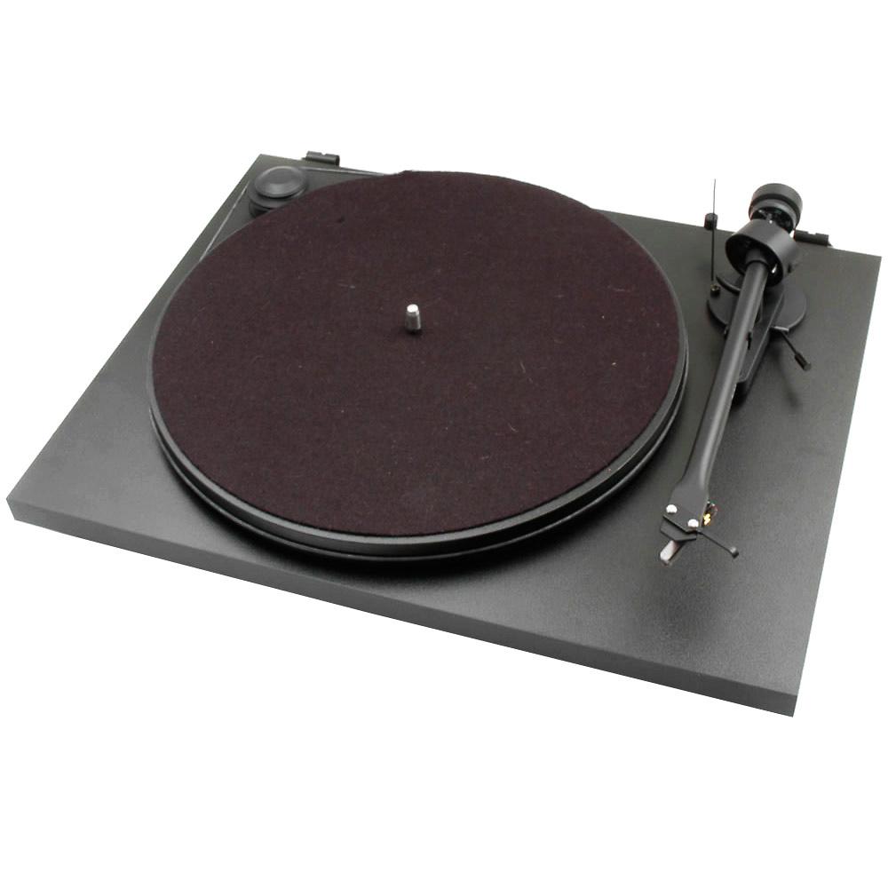 Проигрыватель виниловых дисков Pro-Ject Essential II Matt Black от Pleer