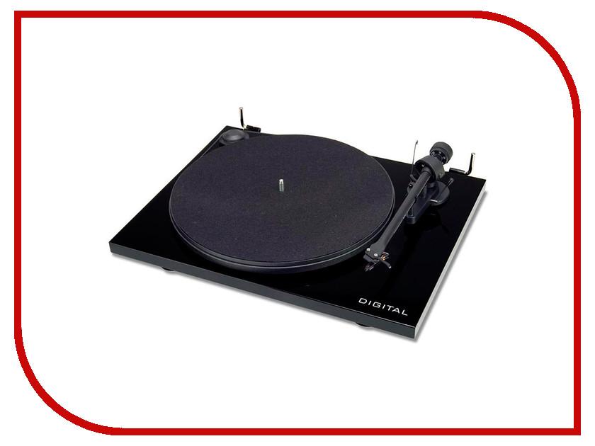 Проигрыватель виниловых дисков Pro-Ject Essential II Digital Piano Black ручной металлодетектор garrett pro pointer ii