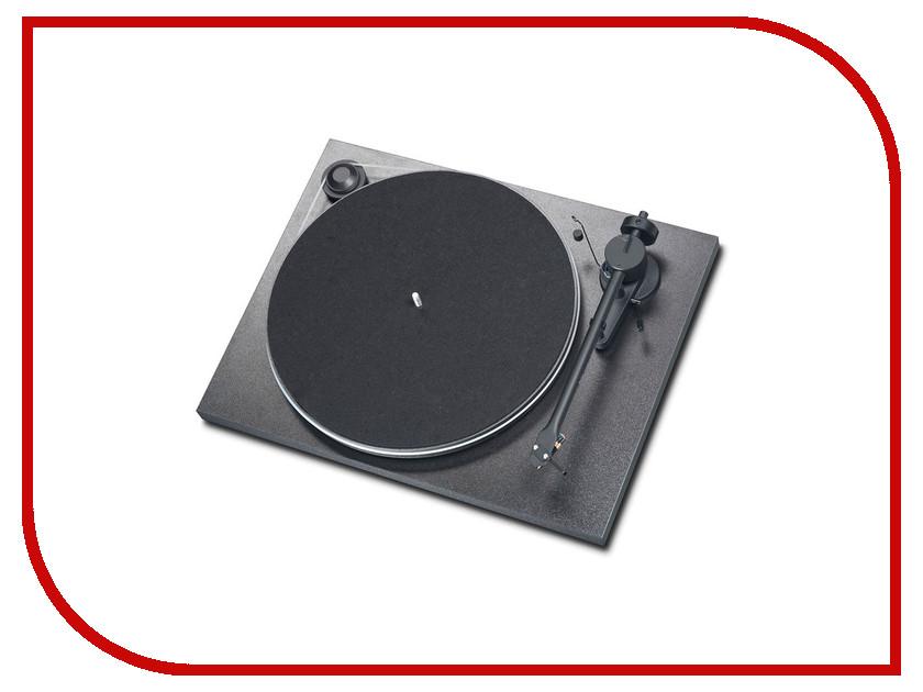 Проигрыватель виниловых дисков Pro-Ject Essential II Phono USB Matt Black