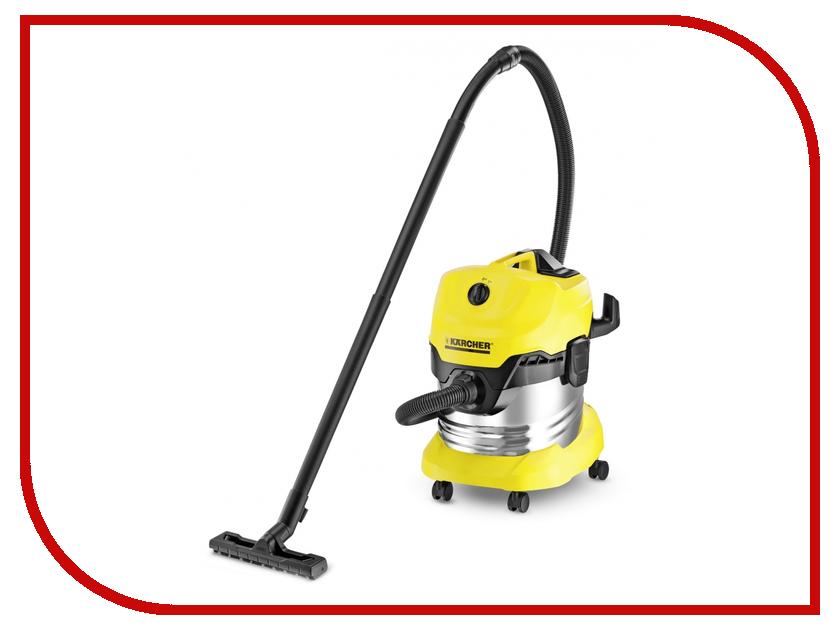 Пылесос Karcher WD 4 Premium пылесос karcher nt 35 1 ap 1 184 505