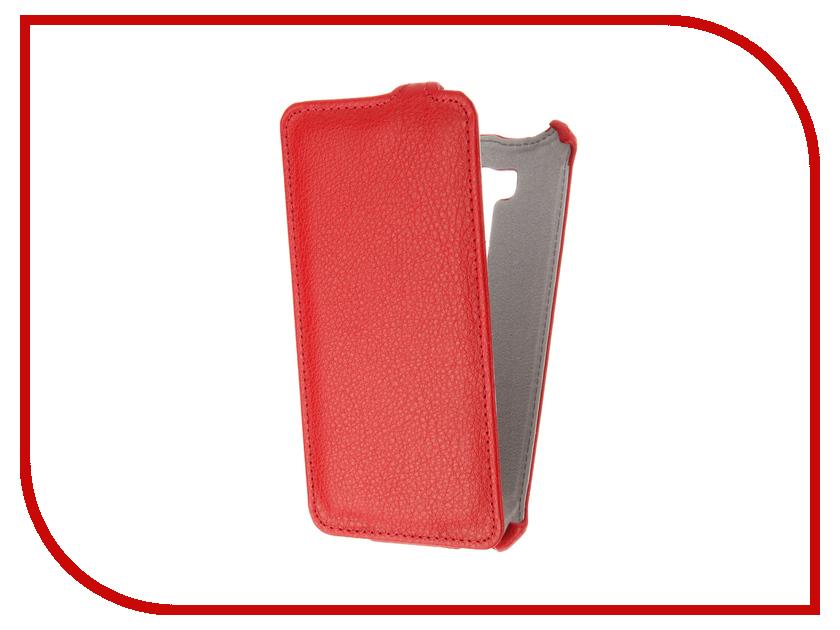 Аксессуар Чехол ASUS ZenFone Go TV G550KL Zibelino Classico Red ZCL-ASU-G550KL-RED аксессуар чехол asus zenfone 3 max zc553kl zibelino classico black zcl asu zc553kl blk