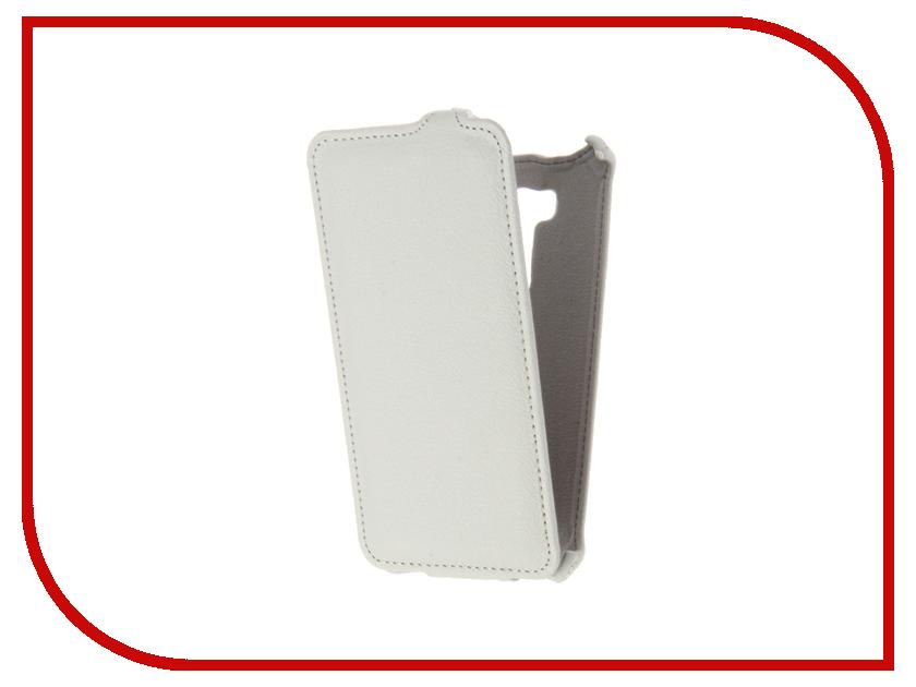 Аксессуар Чехол ASUS ZenFone Go TV G550KL Zibelino Classico White ZCL-ASU-G550KL-WHT аксессуар чехол asus zenfone 3 ze520kl zibelino classico zcl asu ze520kl blk