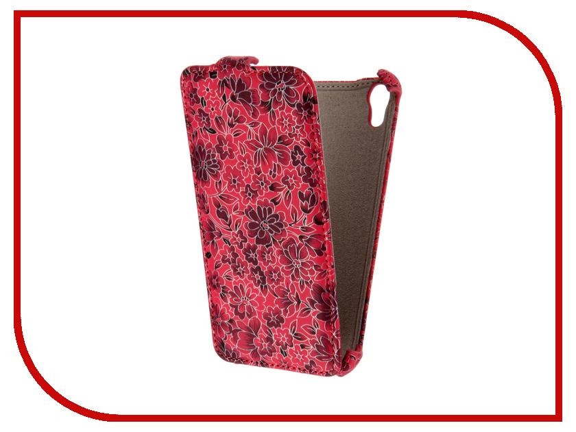 Аксессуар Чехол HTC Desire 626 Armor Raspberry Flower ARM-HTC626-RSB-FLW<br>
