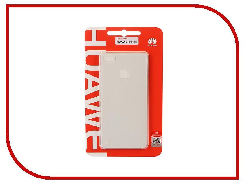 Аксессуар Чехол Huawei P9 Lite Transparent<br>