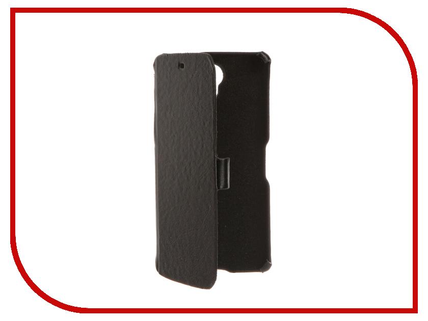 Аксессуар Чехол BQ BQS-5502 Hammer Экокожа Black<br>
