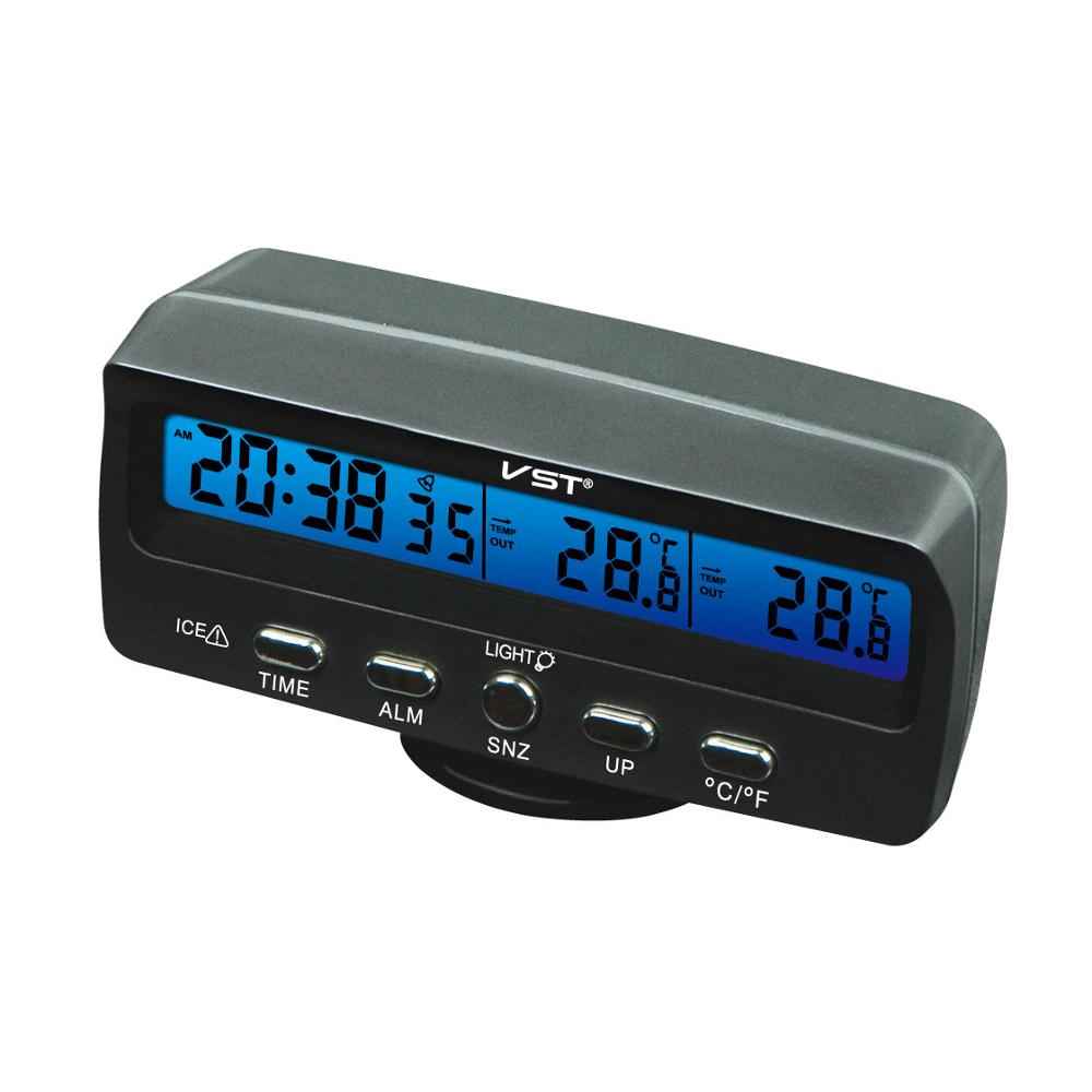 Датчик VST 7045 часы термометр vst 7045v