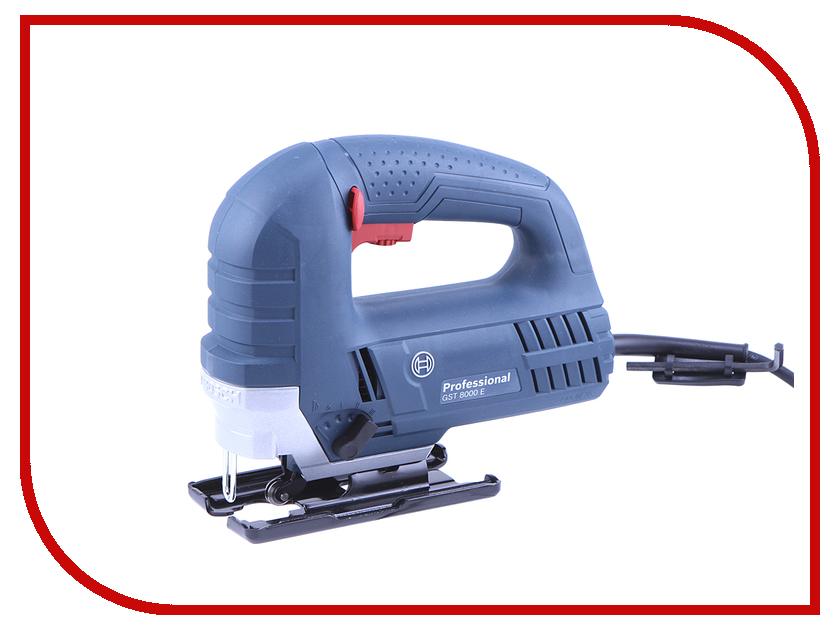 Лобзик Bosch GST 8000 E 060158H001 / 060158H000 лобзик bosch gst 850 be