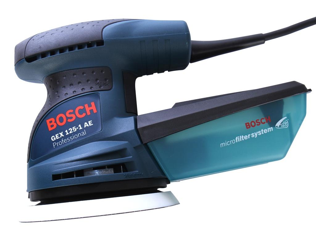Шлифовальная машина Bosch GEX 125-1 AE 0601387501
