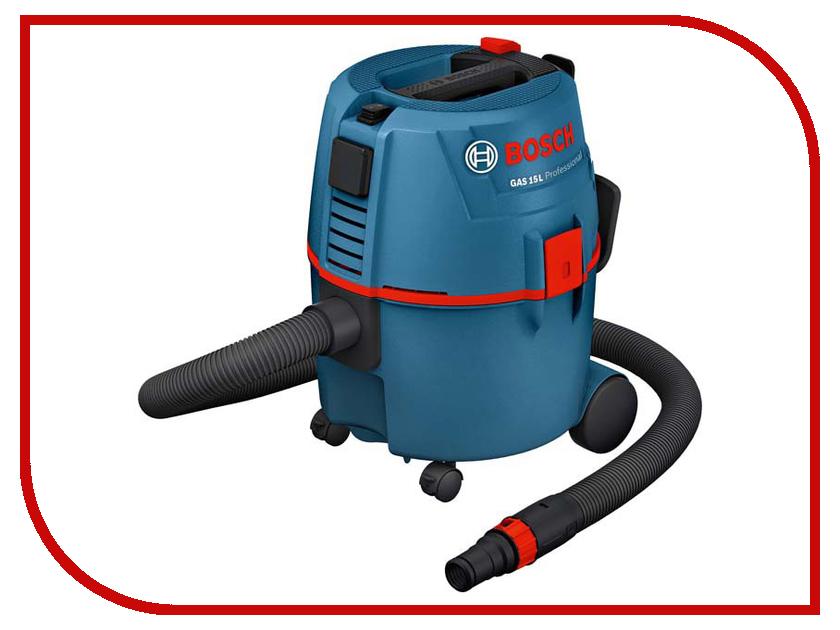 Пылесос Bosch GAS 20 L SFC 060197B000 пылесосы bosch пылесос bosch bsgl32180 2100вт красный