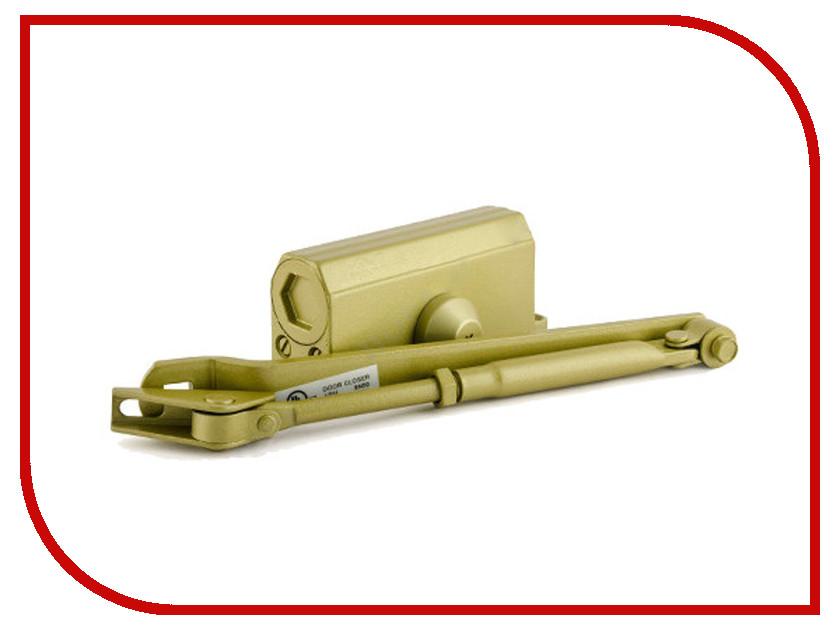 Доводчик дверной Нора-М №2S 50кг Gold 4986