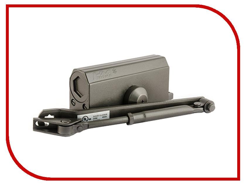 Доводчик дверной Нора-М №3S 80кг Bronze 4995
