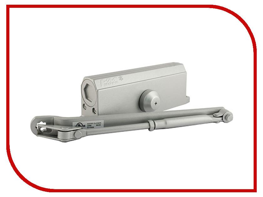 Доводчик дверной Нора-М №4S 120кг Grey 5002
