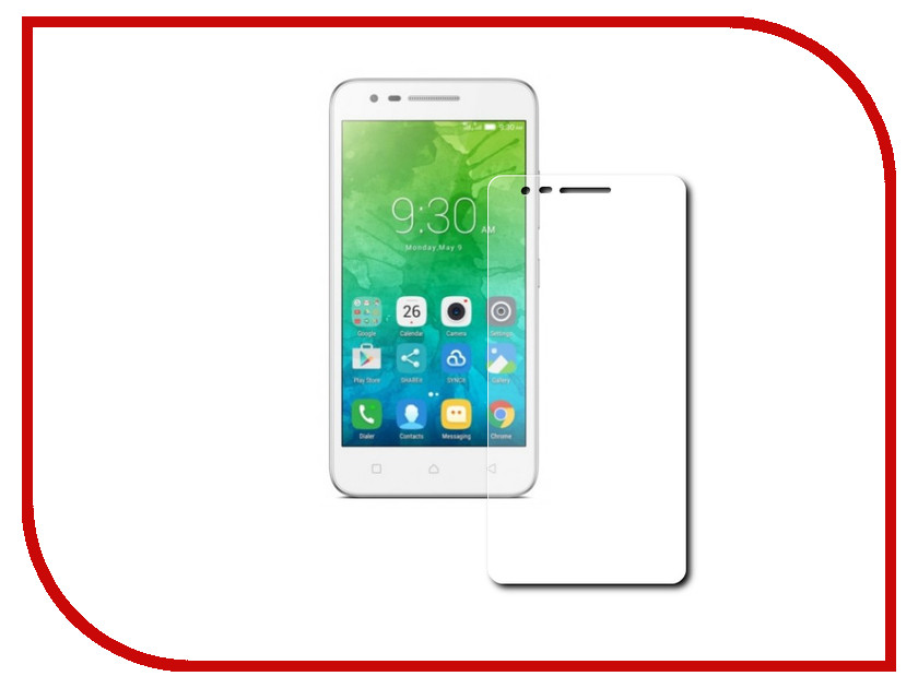 Аксессуар Защитное стекло Lenovo Vibe C2 Onext 41191 смартфон lenovo vibe c2 8gb k10a40 black