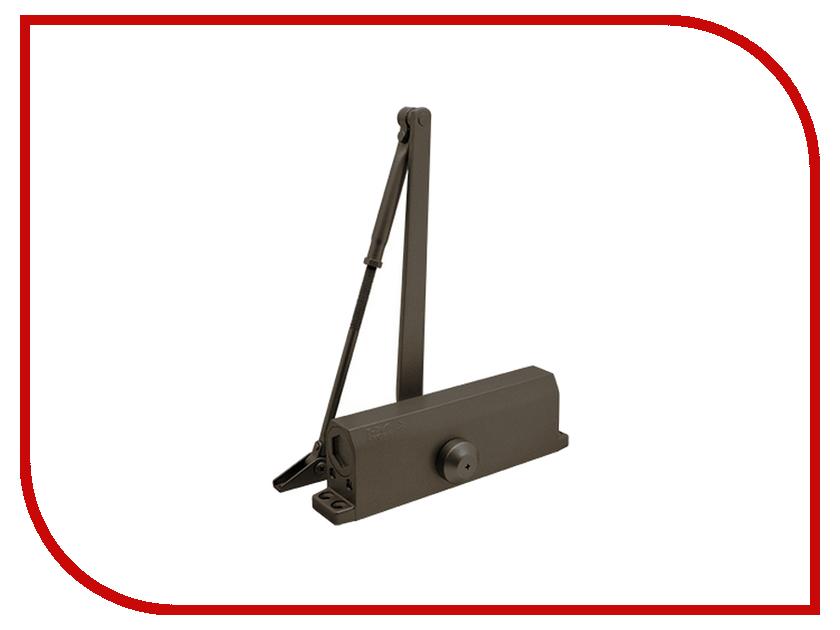 Доводчик дверной Нора-М №5S 160кг Bronze 5005