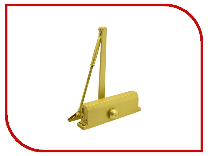 Доводчик дверной Нора-М №5S 160кг Gold 5006