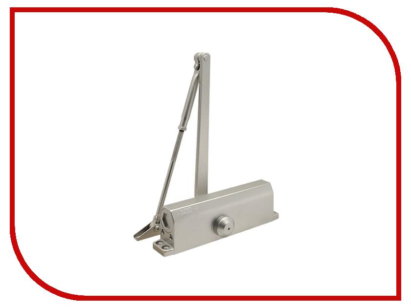 Доводчик дверной Нора-М №5S 160кг Silver 5008<br>