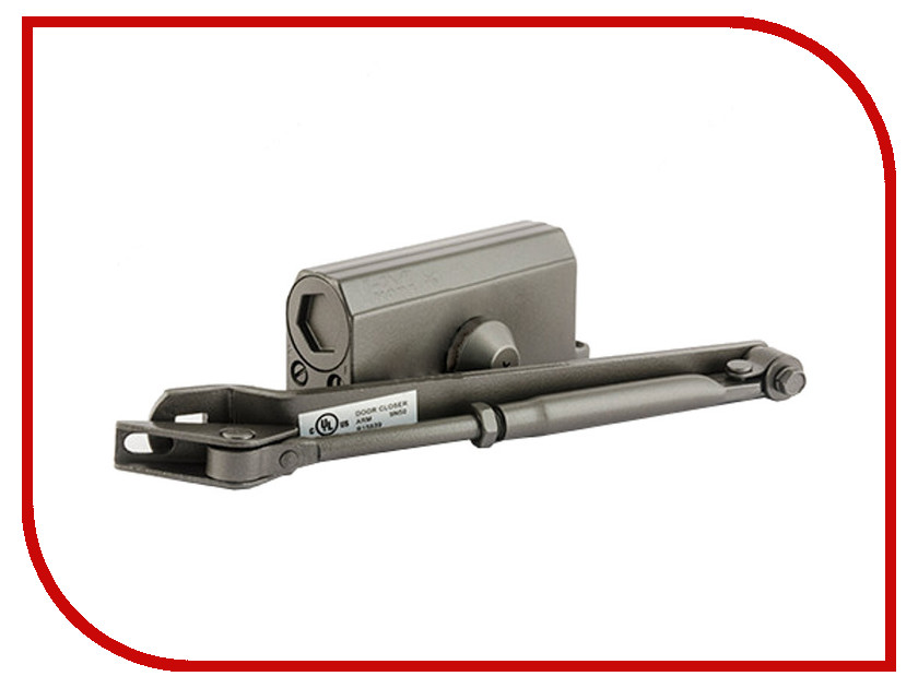 Доводчик дверной Нора-М №2S F 50кг Bronze 13720