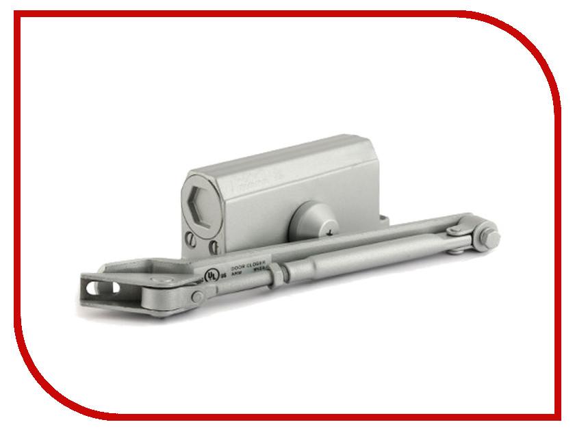 Доводчик дверной Нора-М №2S F 50кг Grey 13706