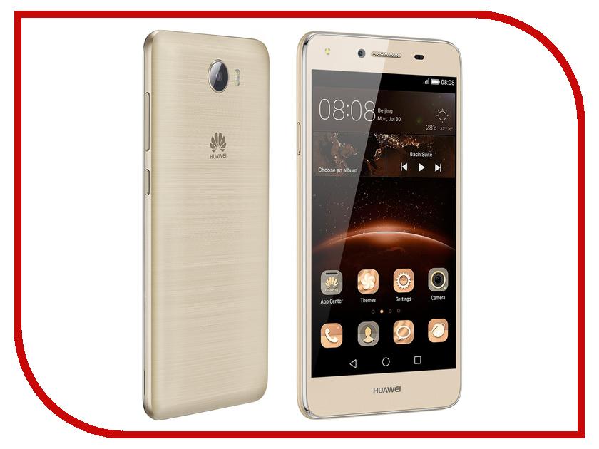 Сотовый телефон Huawei Y5 II CUN-U29 Gold<br>