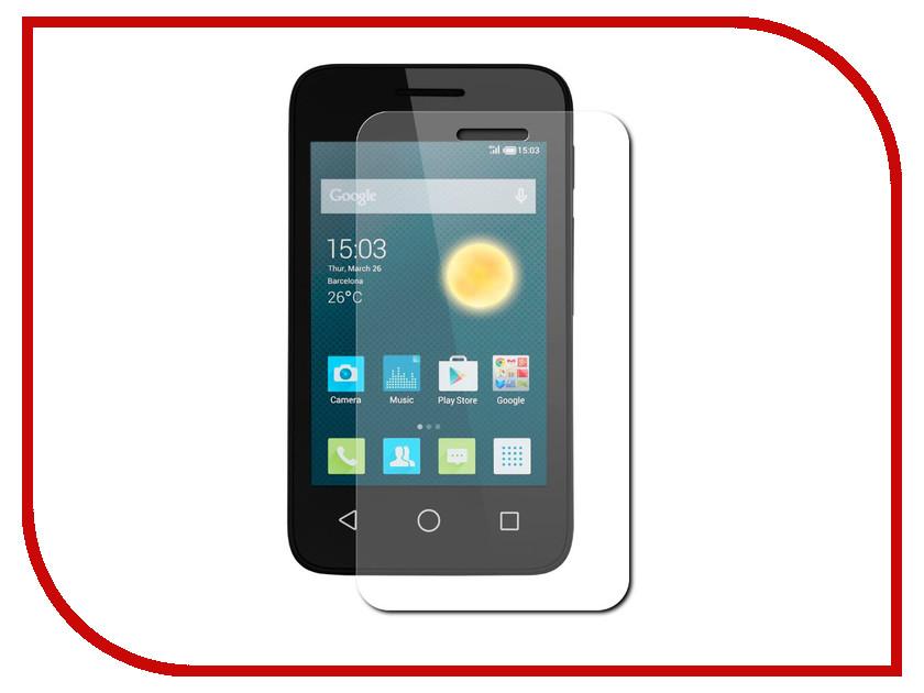 Аксессуар Защитное стекло Alcatel 4009D Alcatel Pixi 3 3.5-inch Gecko 0.26mm ZS26-GAAL4009<br>