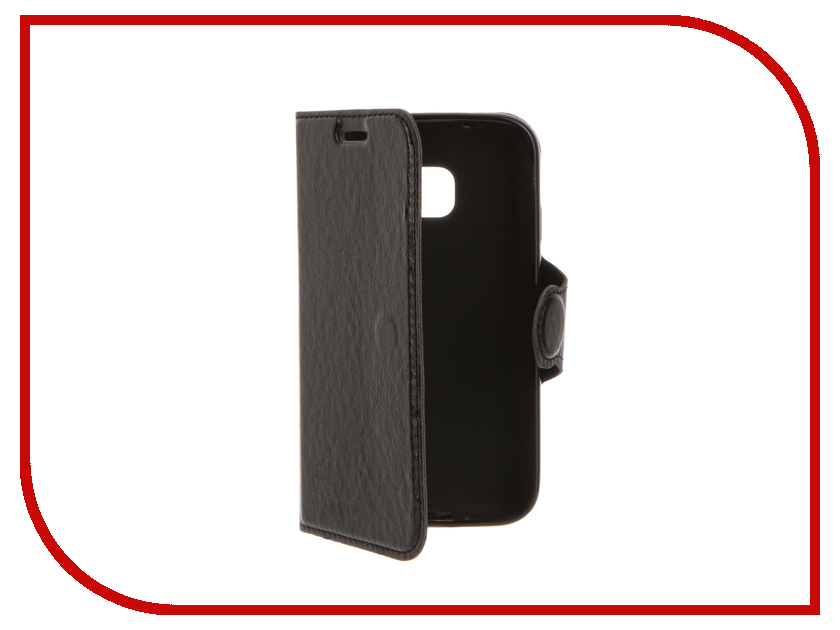 Аксессуар Чехол Samsung Galaxy J1 mini 2016 Red Line Book Type Black аксессуар чехол samsung galaxy s8 red line book type black